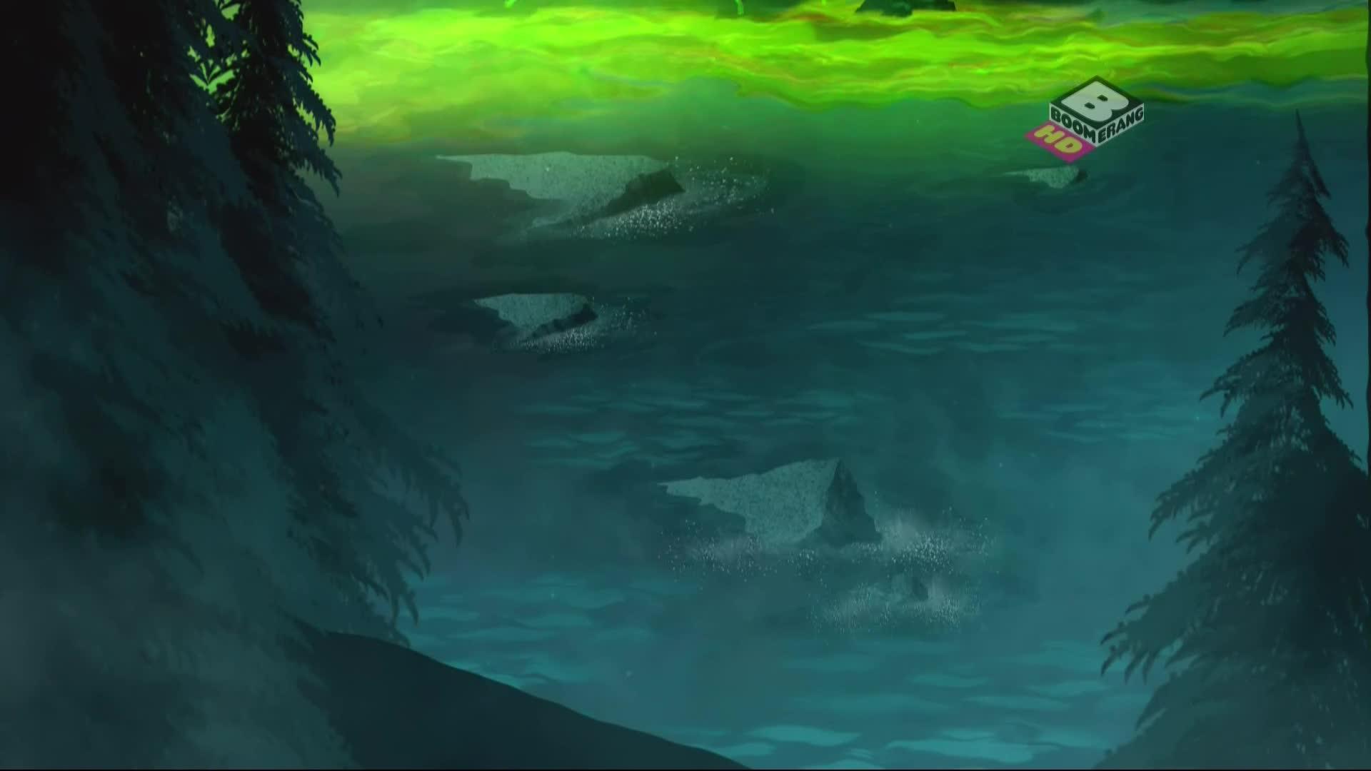 Scooby-Doo i Brygada Detektywów 1080p, odcinki 13-14: Zew cykad/Międzystanowe Finały Detektywów