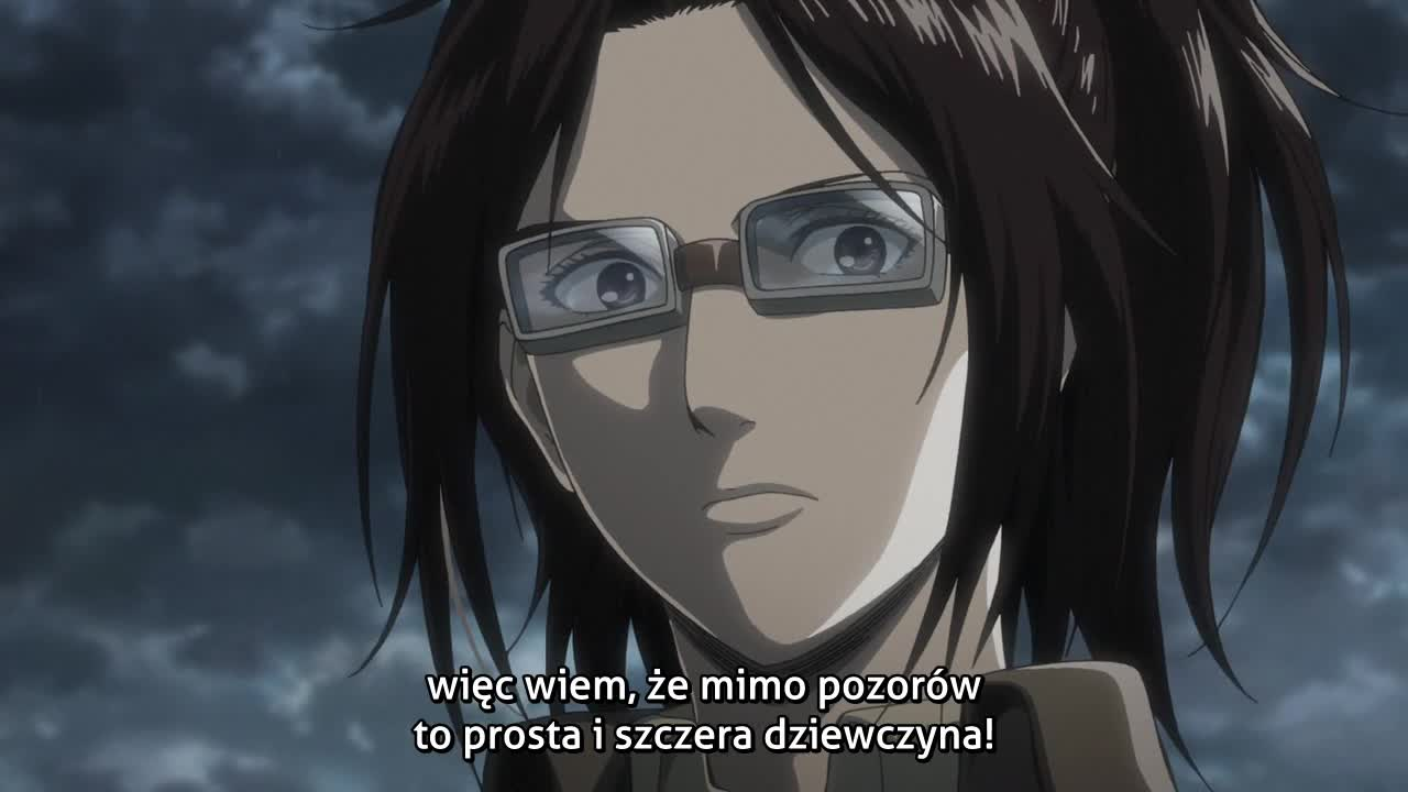 Shingeki no Kyojin / Atak Tytanów S02E06 (Napisy PL)
