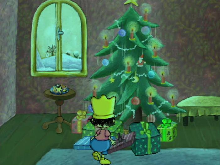 Mały Król - odcinek 7: Wigilia Bożego Narodzenia