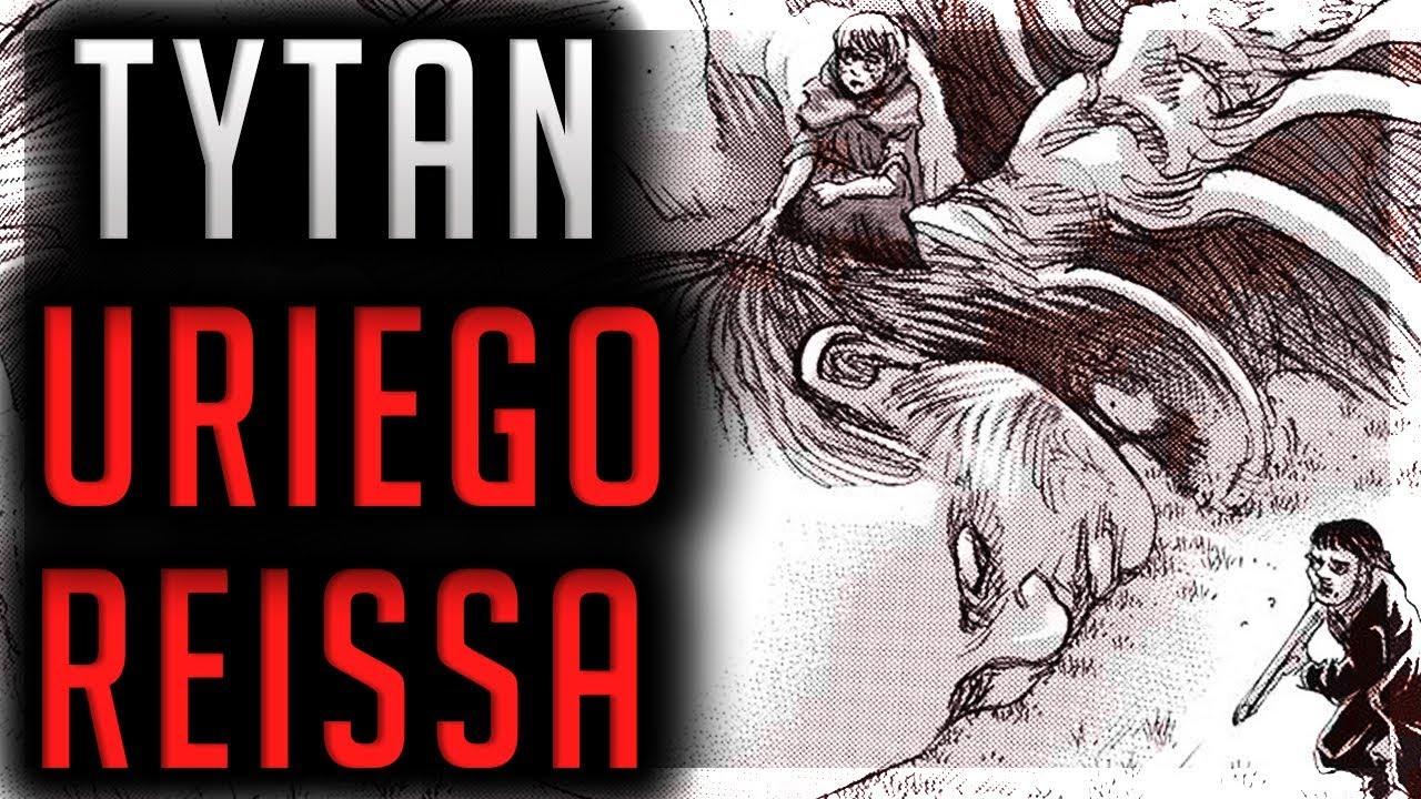 TYTAN URIEGO REISSA!? - Atak tytanów | Replay