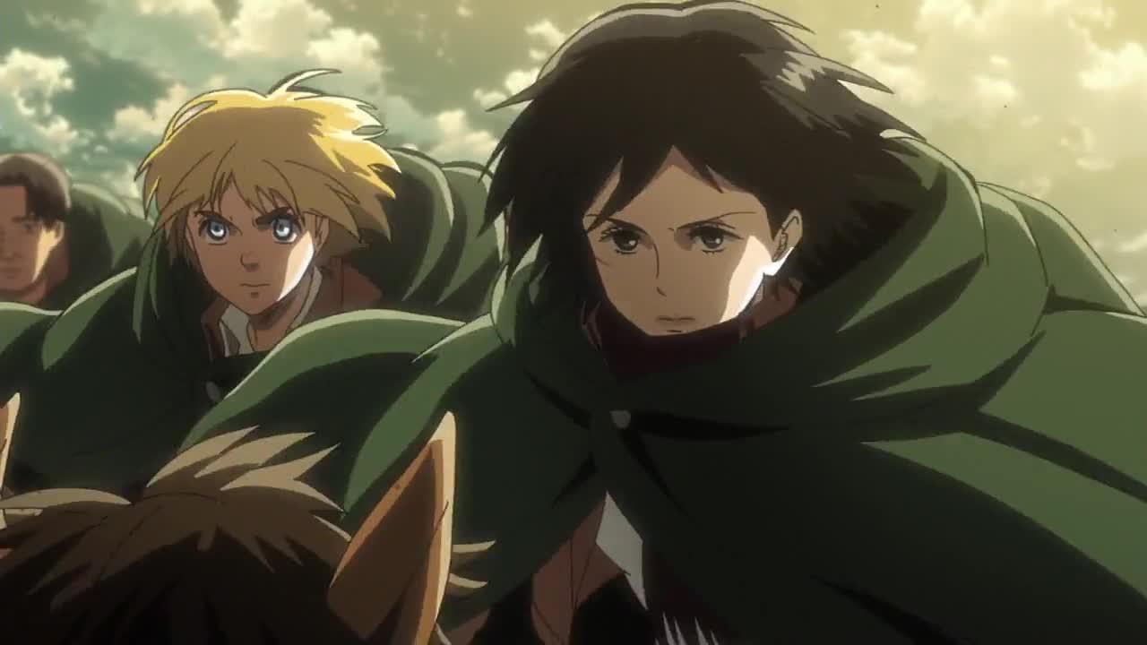 Shingeki no Kyojin / Atak Tytanów S02E09 (Napisy PL)