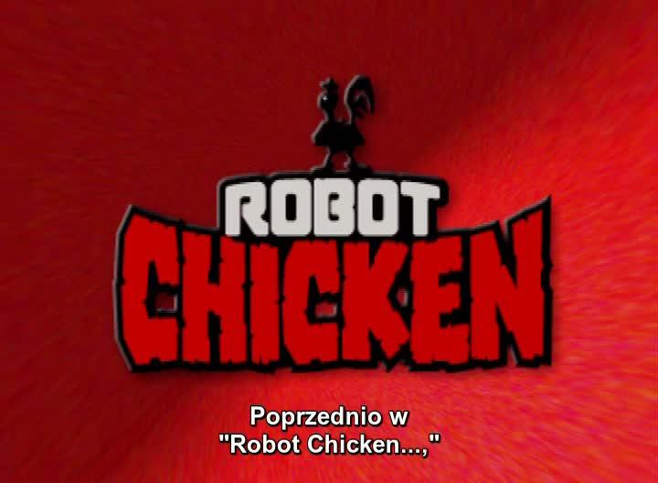 Robot Chicken - S03E01 - Warewolves Vs Unicorns [PL]