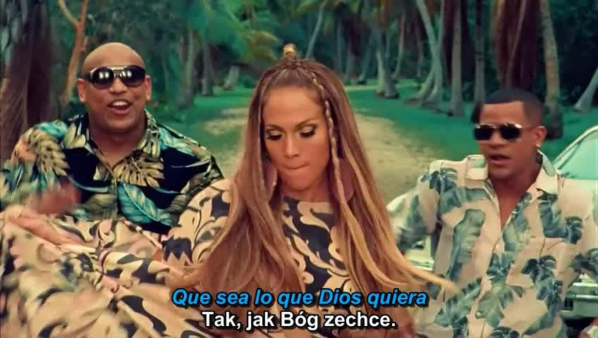 Jennifer Lopez - Ni Tú Ni Yo - Ani ty, ani ja NAPISY
