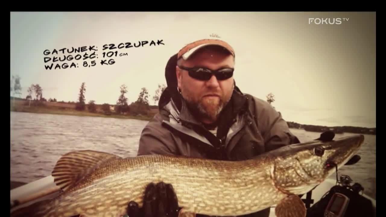 Wędkarz na tropie S01E05: Łowienie płotek