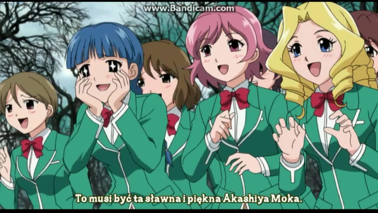 Anime: Rosario to Vampire seria 2 Spotkanie i Wampir