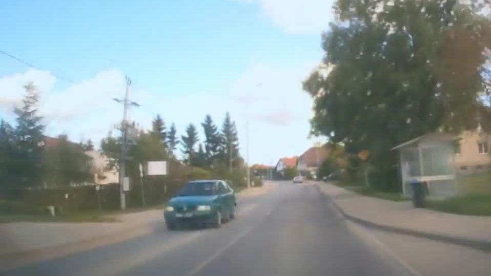 Niebezpieczne i chamskie sytuacje na drogach