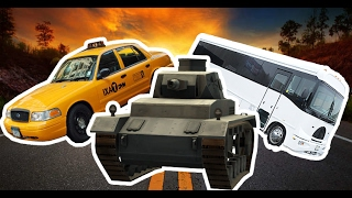 taxi bus tank simulator ctkj 26 dachowa historia o yciu i mierci wideo w. Black Bedroom Furniture Sets. Home Design Ideas