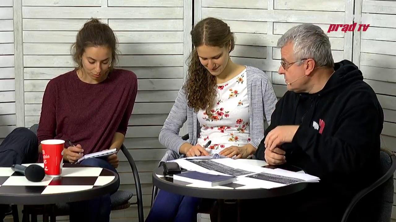 KATOLICKIE KUCYPAŁY O IMIGRANTACH -Warsztaty Biblijne z pastorem Pawłem Chojeckim 20 10 2017, #84