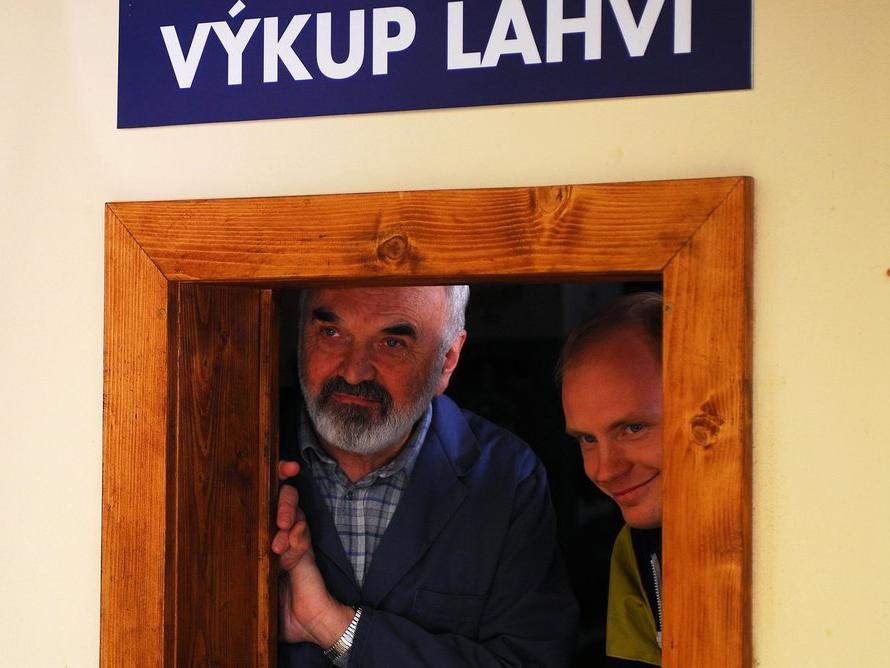 Butelki zwrotne (2007) Lektor PL