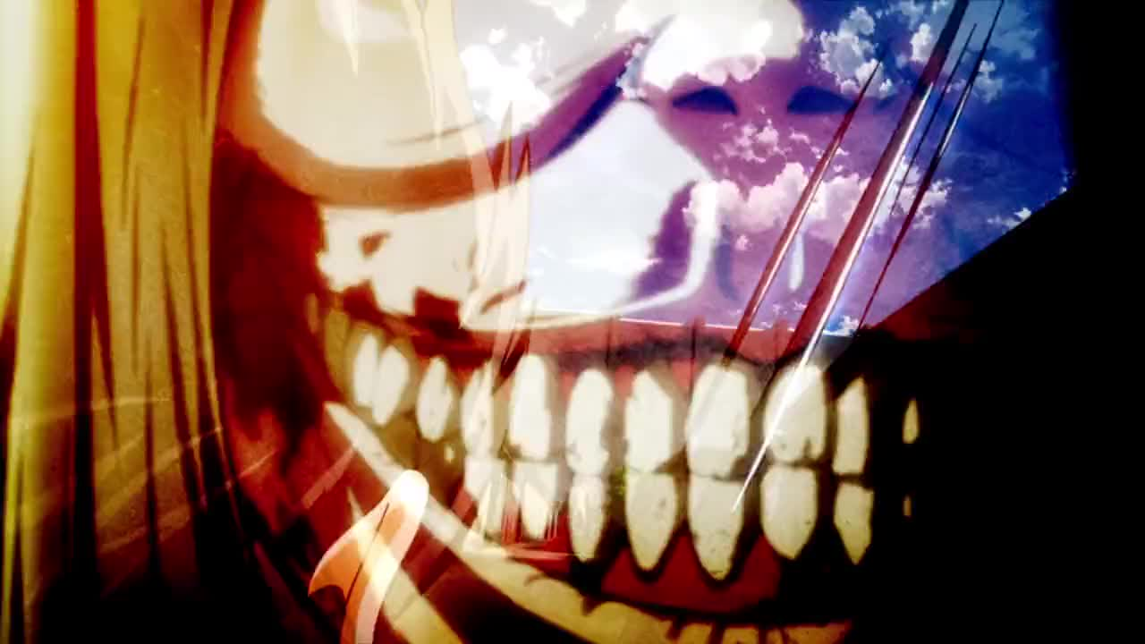 Shingeki no Kyojin (Atak Tytanów) Odc 3 Promyk nadziei w chwili rozpaczy - Odnowienie ludzkości