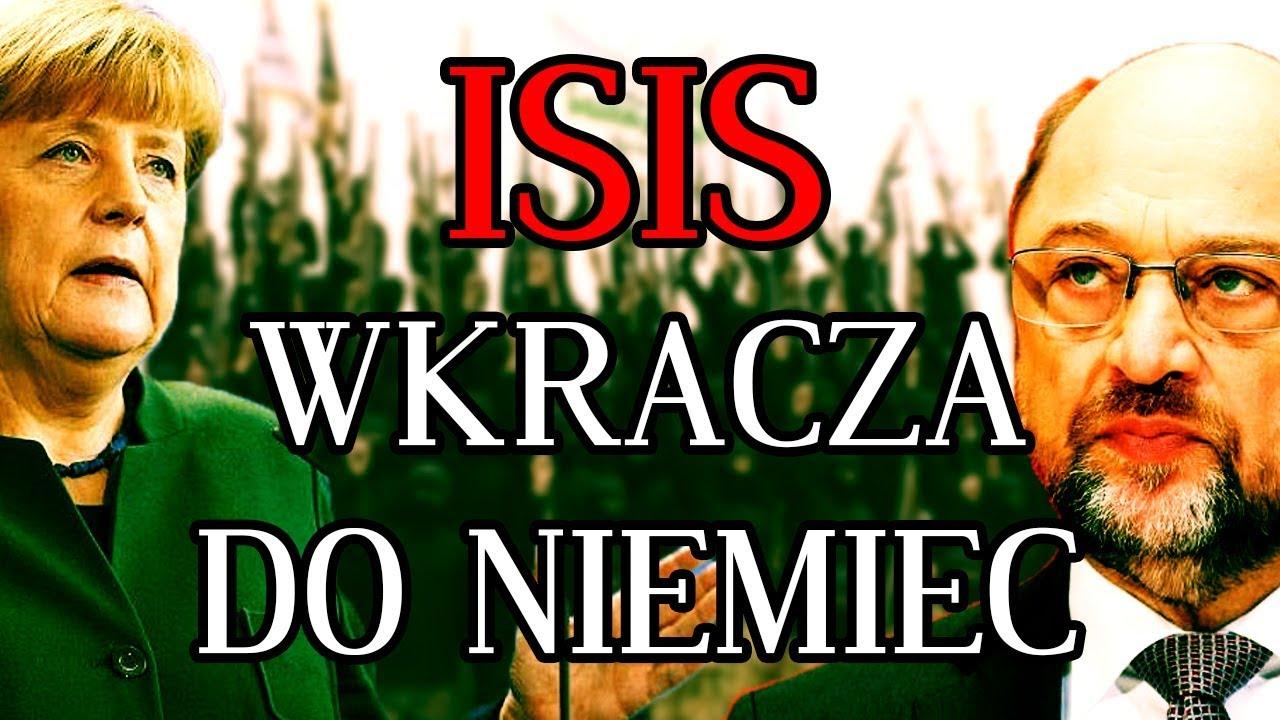 Państwo Islamskie OFICJALNIE w Europie! Merkel i Unia Bez Pomysłu, Polska Pomaga | Wiadomości #48