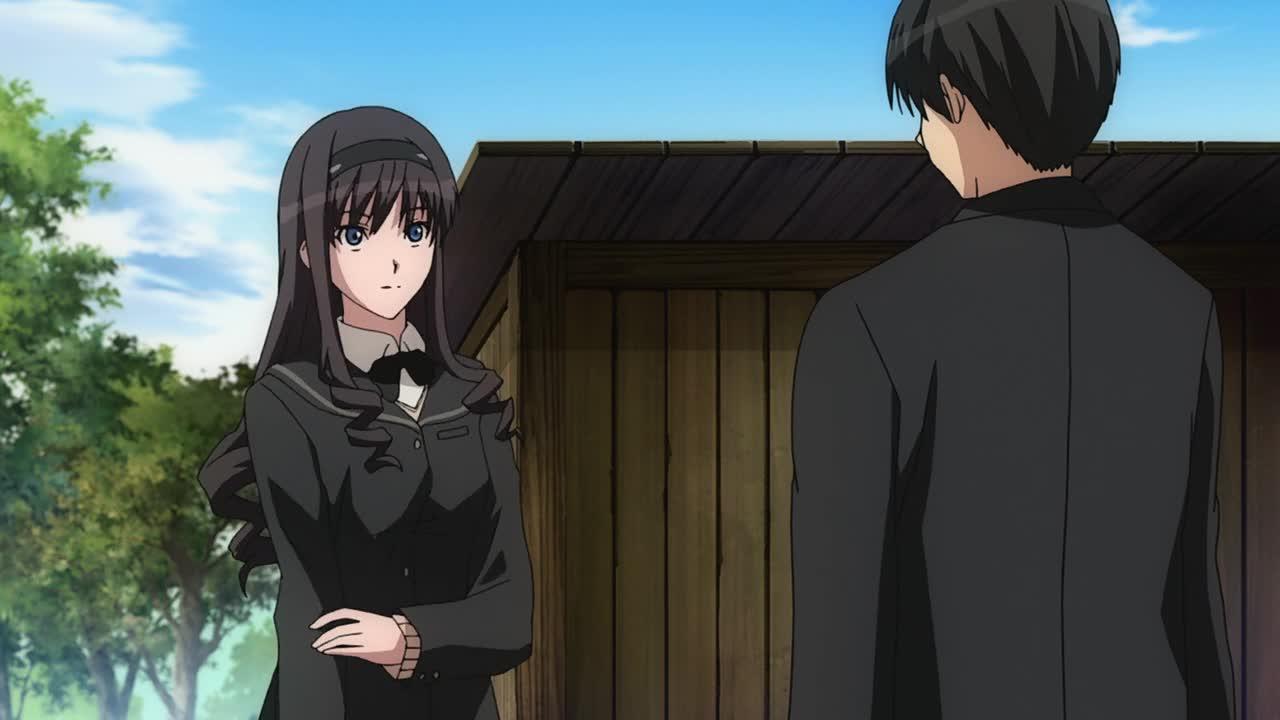 Amagami SS odc3