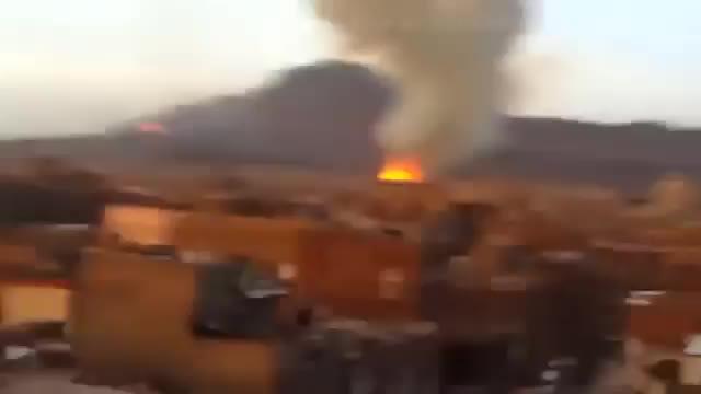 Izrael zrzucił taktyczną bombę atomową na Jemen (2/2)