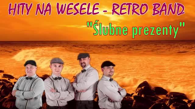 ślubne Prezenty Hity Na Wesele Retro Band Nowość 2019