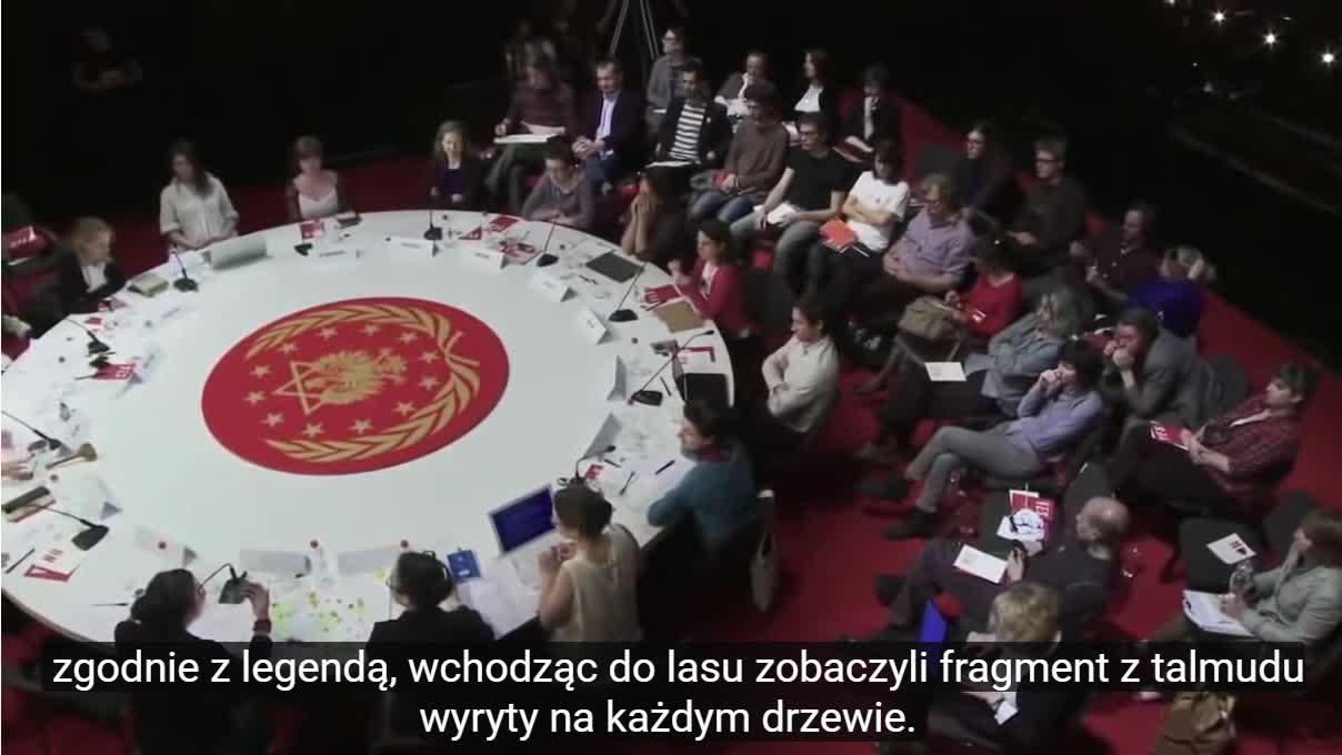 Polin, jewish legend - Cichy rozbiór Polski
