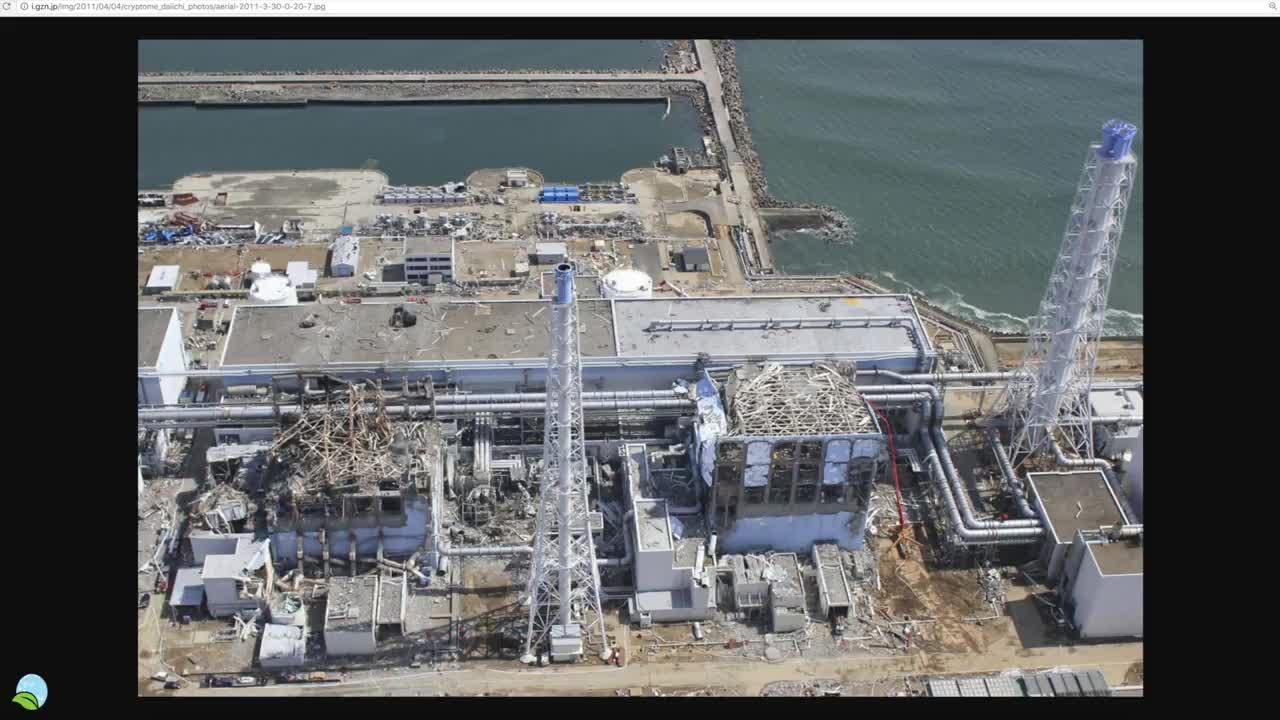 Fukushima Made The Earth Half Empty Not Half Full 3-18-2018