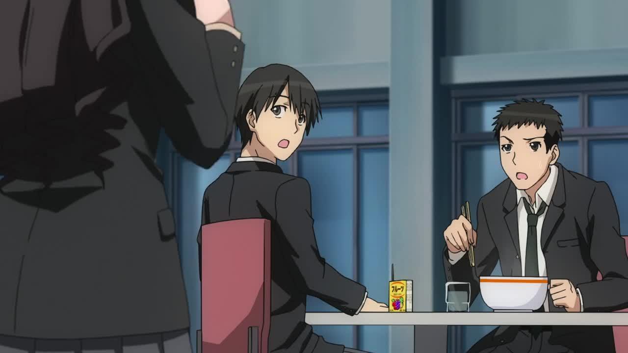 Amagami SS odc11
