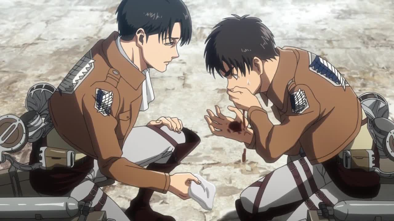 Shingeki no Kyojin / Atak Tytanów S03E12 (Napisy PL)