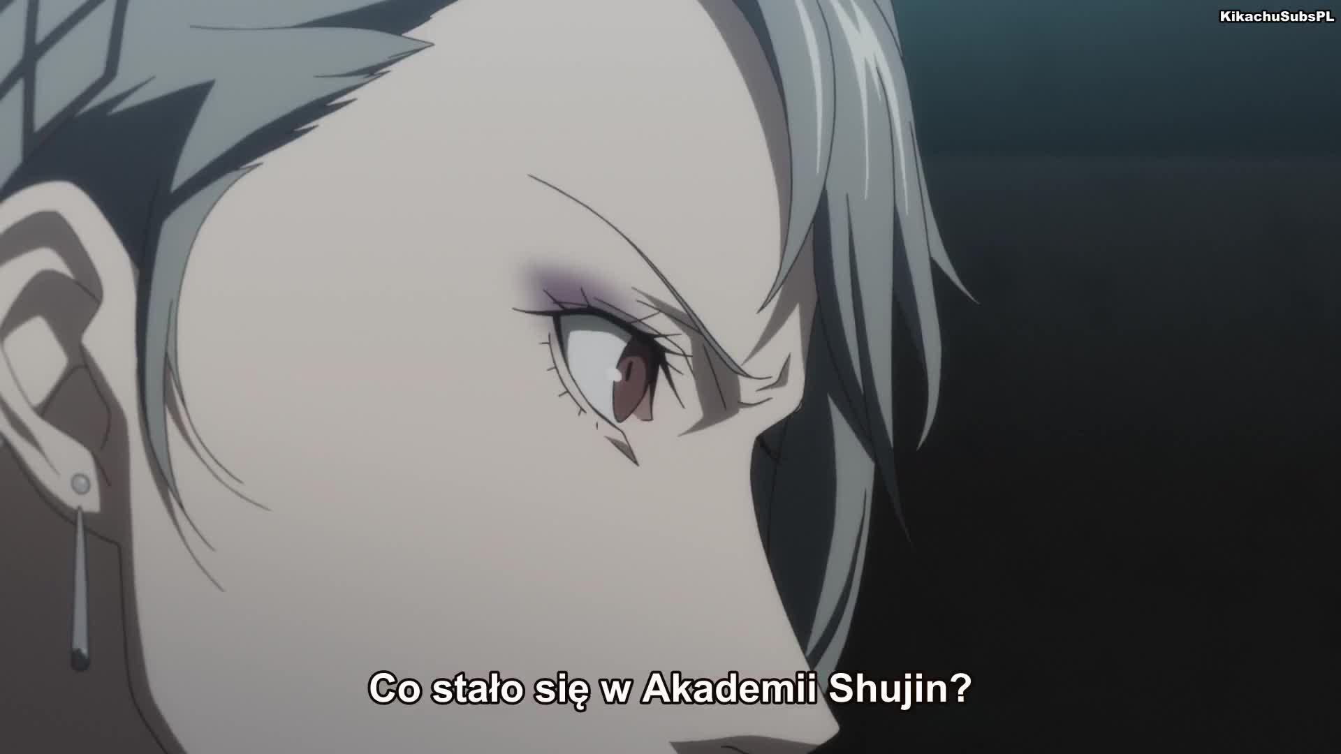 [KikachuSubsPL]Persona 5 The Animation 02 Napisy PL