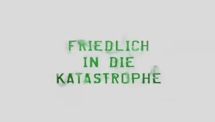 Dr Phil Holger Strohm - Friedlich in die Katastrophe (German Version)