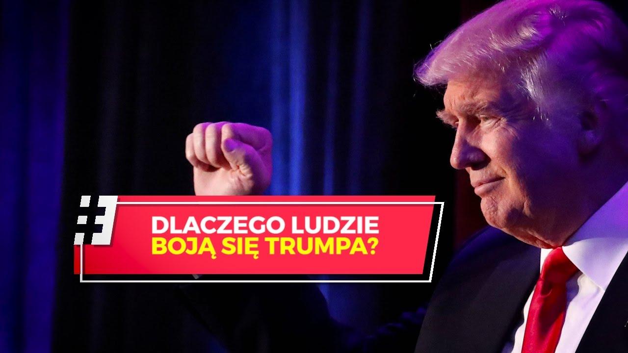 Donald Trump prezydentem USA. Dlaczego ludzie się go boją?