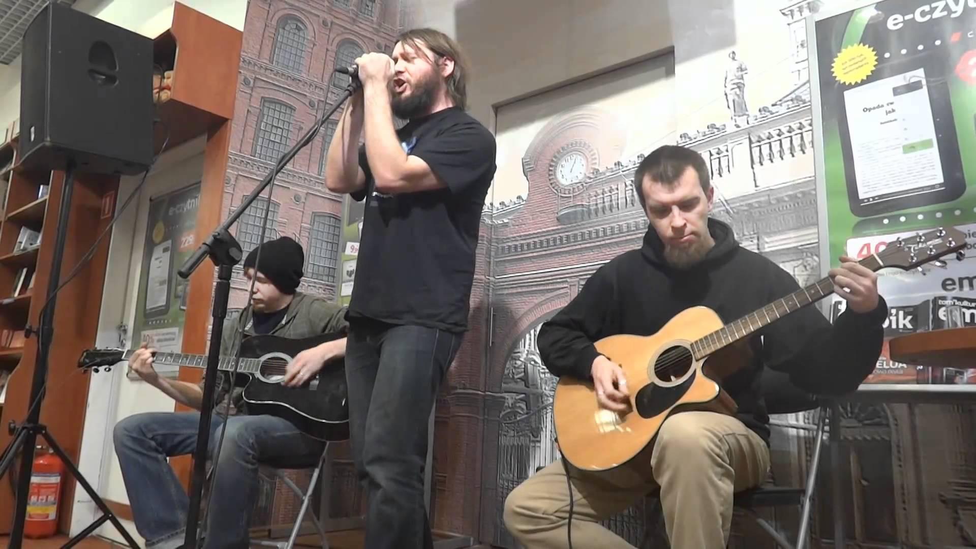 KABANOS akustycznie w Empiku (premiera płyty