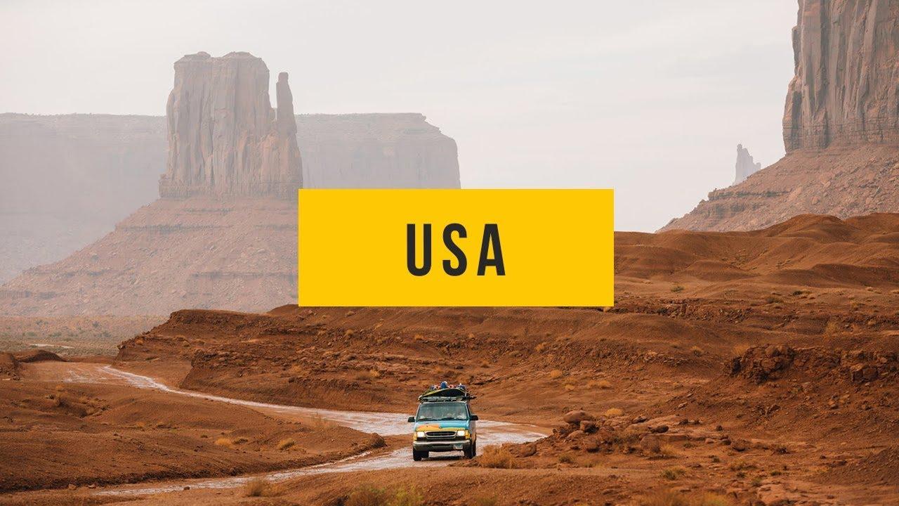 USA - wyjątkowy cel podróży