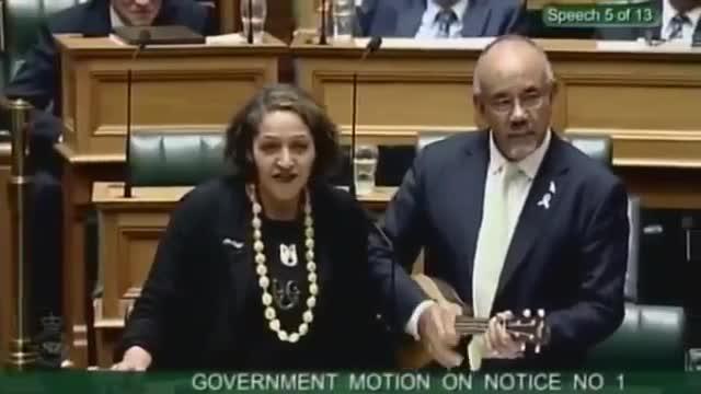 Strzelanina W Nowej Zelandii Film Image: Tymczasem W Nowej Zelandii