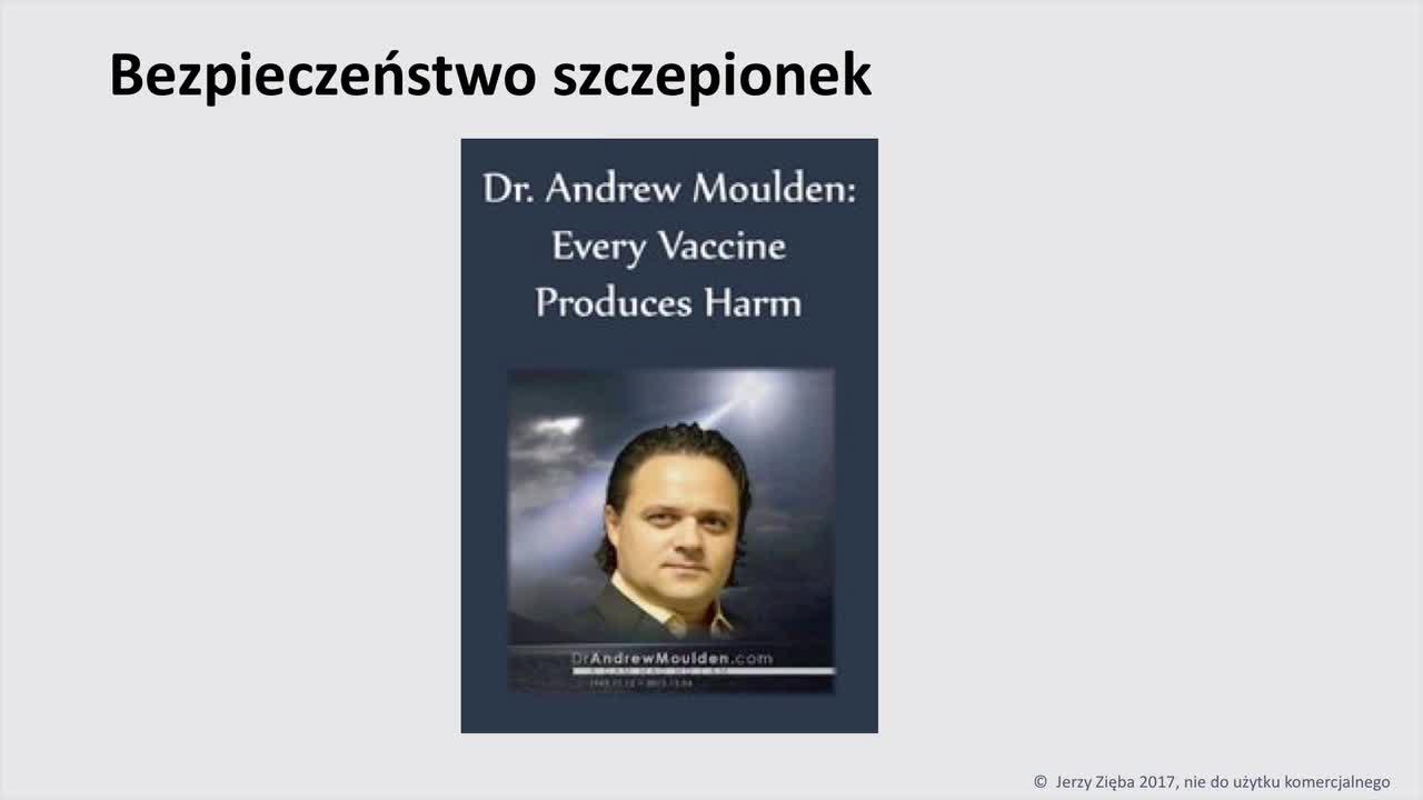 Jerzy Zięba - Szczepionki film cz. 17