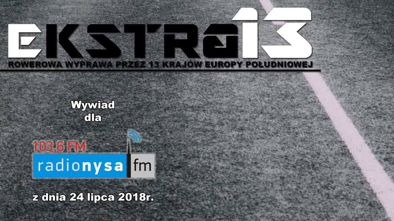 EkstraMisja w Radio Nysa