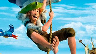 Robinson Crusoe (2016) Dubbing PL
