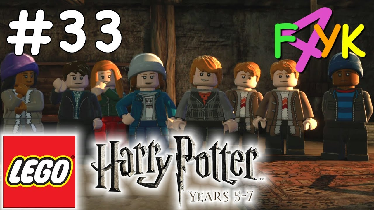 lego harry potter years 5 7 33 dumbledore 39 s army wideo w. Black Bedroom Furniture Sets. Home Design Ideas