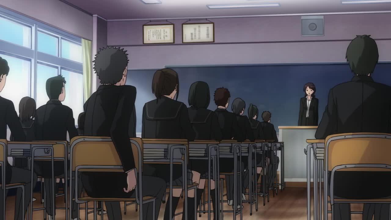 Amagami SS odc21