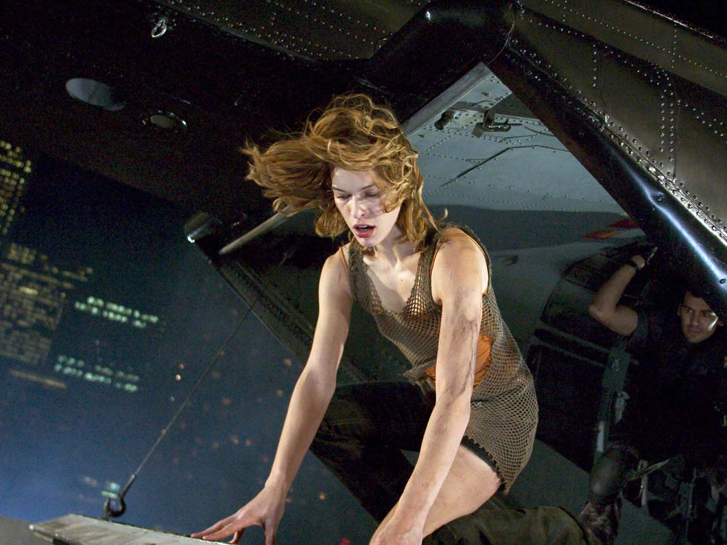 Resident Evil 2: Apokalipsa (2004) Lektor PL