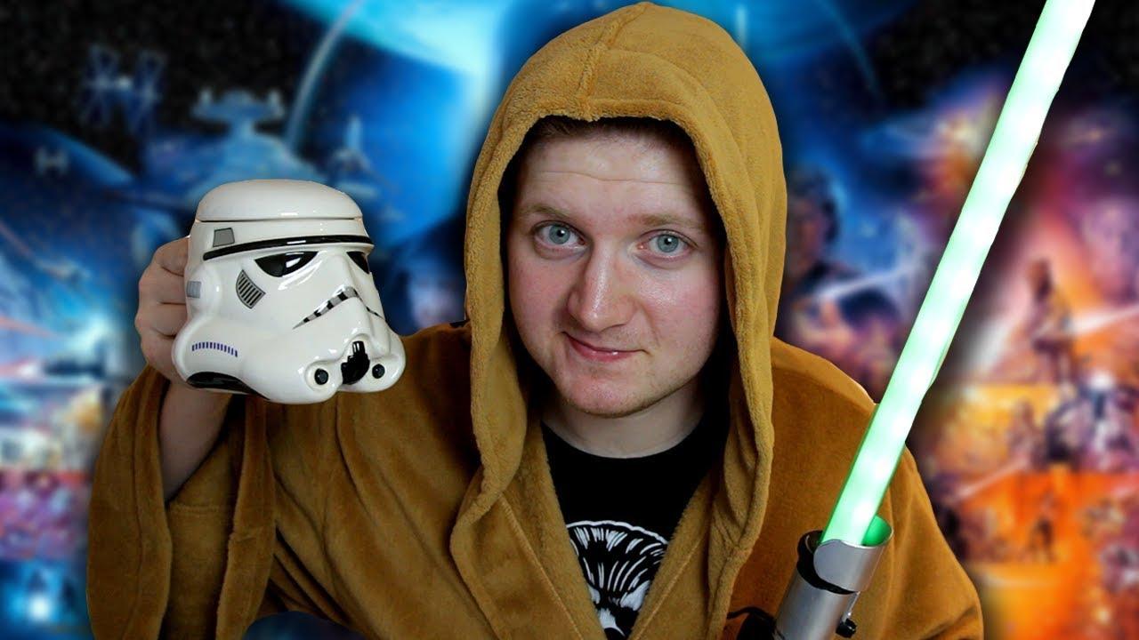 Moja kolekcja GADŻETÓW ze Star Wars