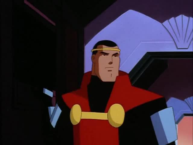 Superman - Ostatni syn planety Krypton Odc 1