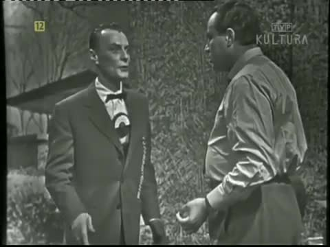 Wierny Robot (1961) Teatr TV
