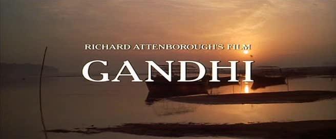 Gandhi (1982) (Lektor PL)