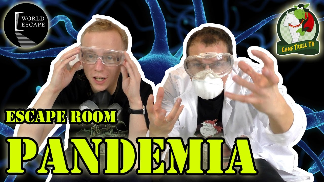 Escape Room Pandemia Z