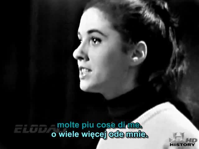 Gigliola Cinquetti - Non ho l'eta ZA MŁODA napisy