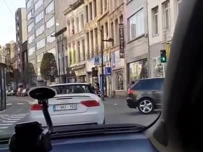 Tak się bawią imigranci w Antwerpii