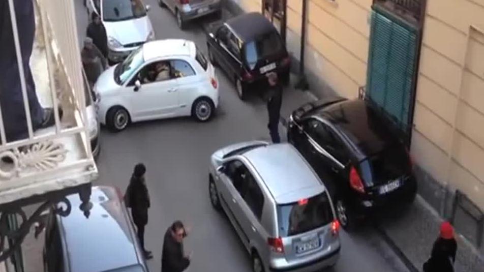 Najgorszy włoski kierowca