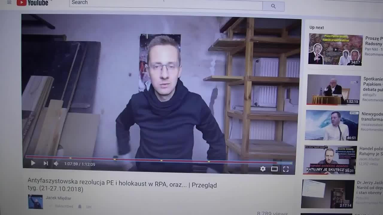 M. K TV ( KLAMCZUSZEK JACEK MIEDLAR )