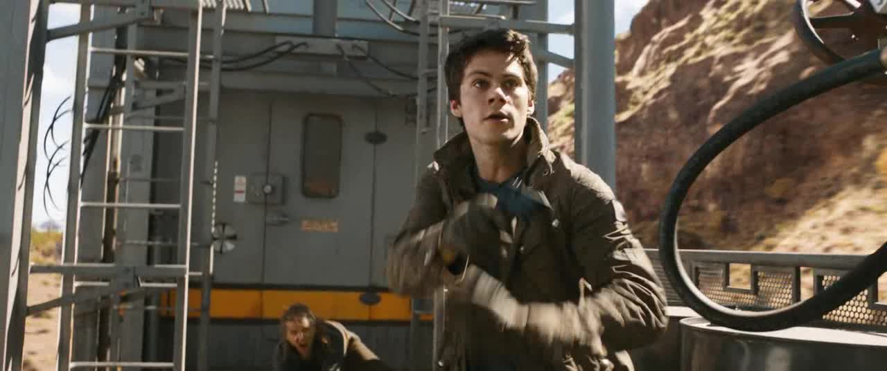 Maze. Runner. The. Death. Cure. 2018. 720p. BRRip. XviD. AC3-XVID