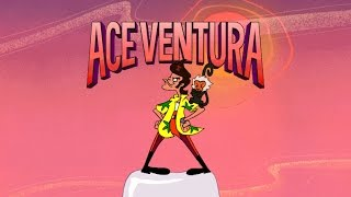 Ace Ventura: The CD-Rom Game [PC] - retro
