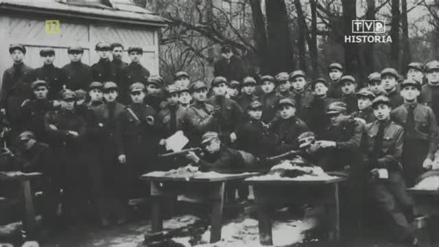 Tora i miecz.  Powstanie Getto Warszawa 1943 r.  Dokument