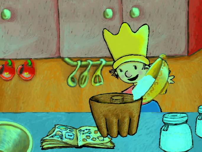 Mały Król - odcinek 3: Niedzielne ciasto