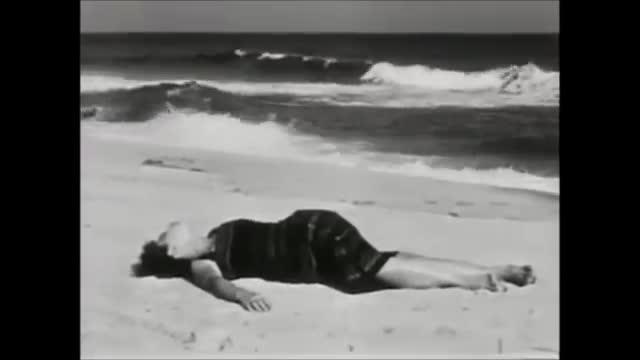 At Land.  Maya Deren (1944)