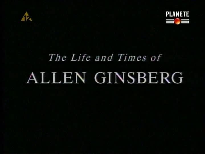 Życie i czasy Allena Ginsberga -biograficzny,dokumentalny
