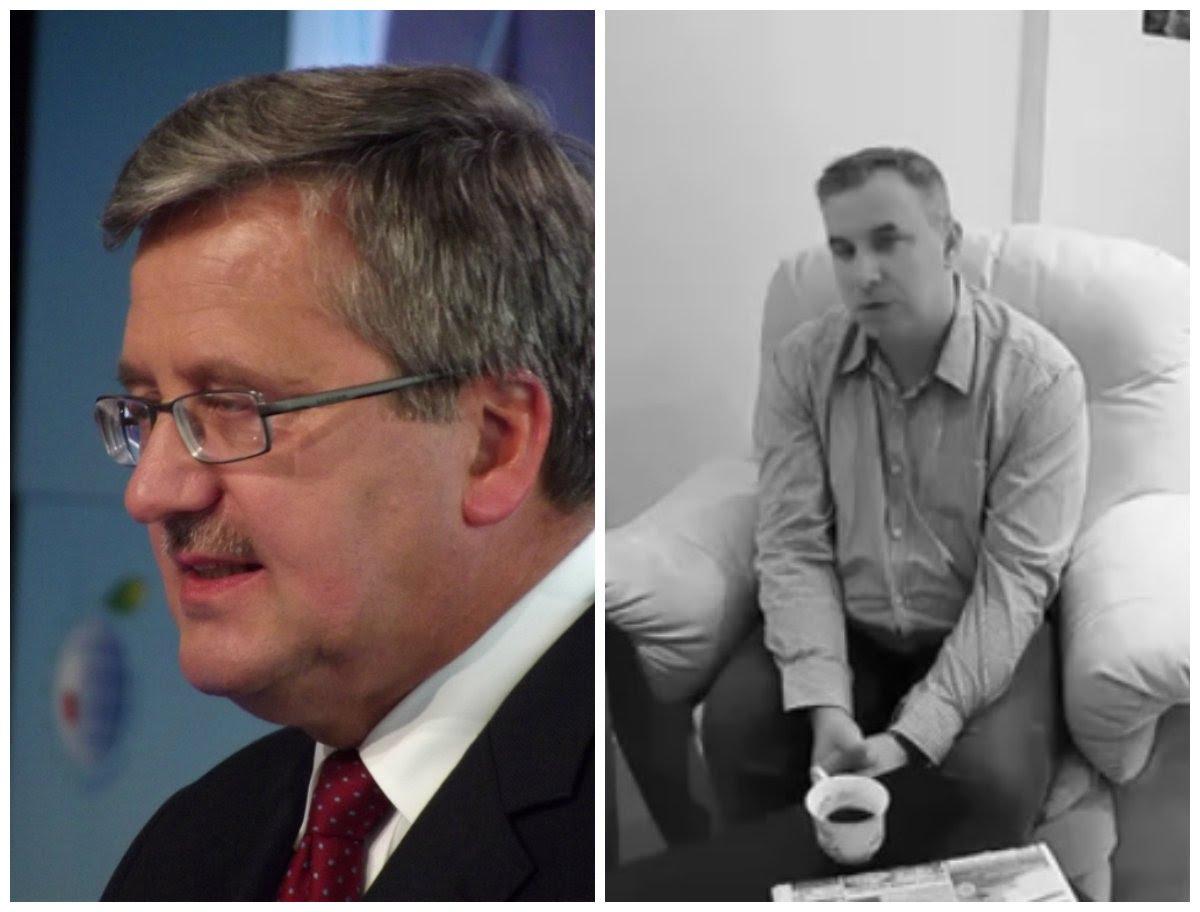 Wojciech Sumliński: Bronisław Komorowski JEST WIELOKROTNYM PRZESTĘPCĄ!